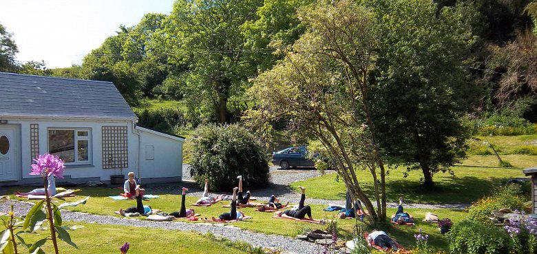 Yoga Retreats at Cloona Health Centre